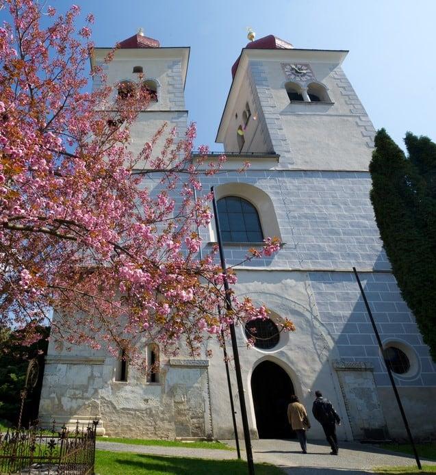 Benediktinerstift in Millstatt am See - Urlaubsort in Kärnten, Österreich