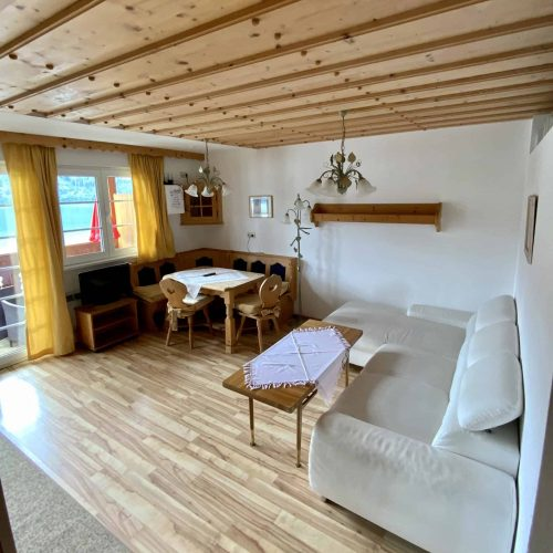 apartment with view to the lake Millstatt