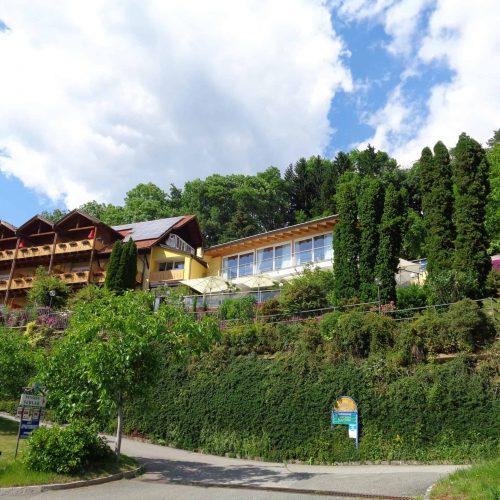 Pension Sedlak mit Ferienwohnungen und Zimmer in Millstatt - Kärnten