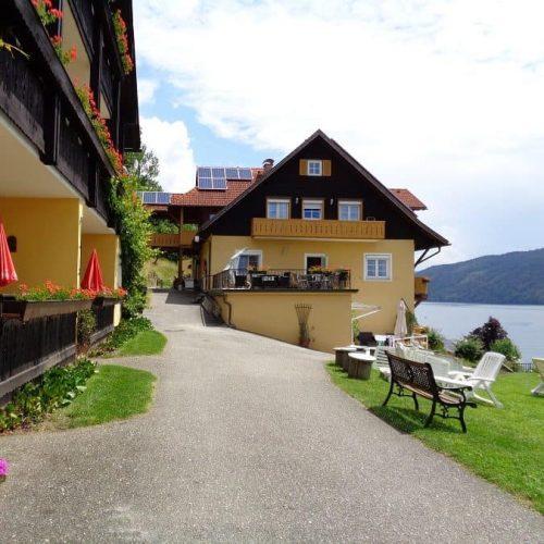 Pension und Appartementhaus am Millstätter See in Kärnten - Pension Sedlak