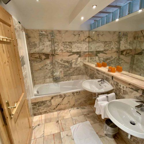 bathroom in Apartment