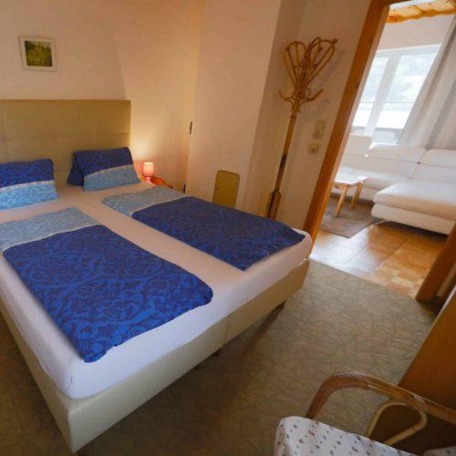 bedroom Pension Sedlak in Millstatt