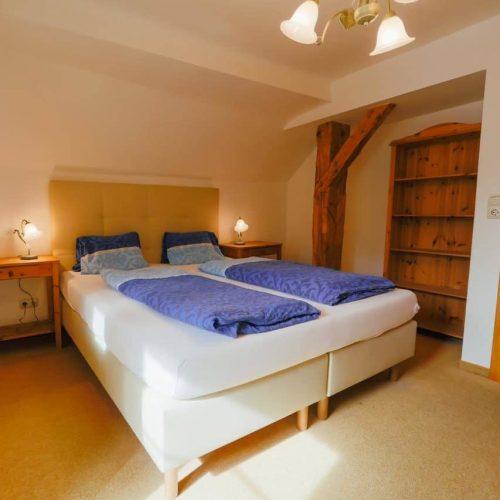 Bedroom Pension Sedlak in Carinthia