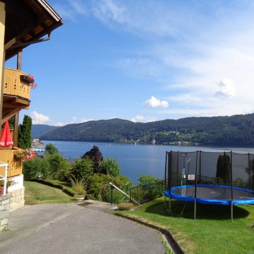 Millstätter See in Carinthia - holidays in Austria