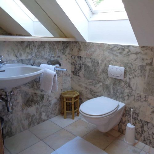 Badezimmer - Zimmer Hotel-Pension Sedlak direkt am Millstätter See
