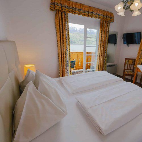 Doppelzimmer am Millstätter See in Kärnten